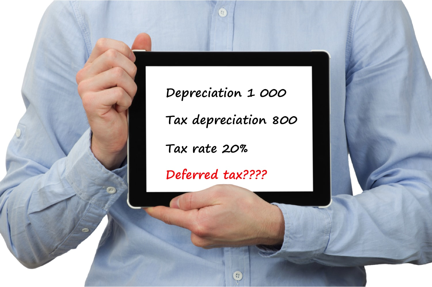 Deferred Tax The Only Way To Learn It