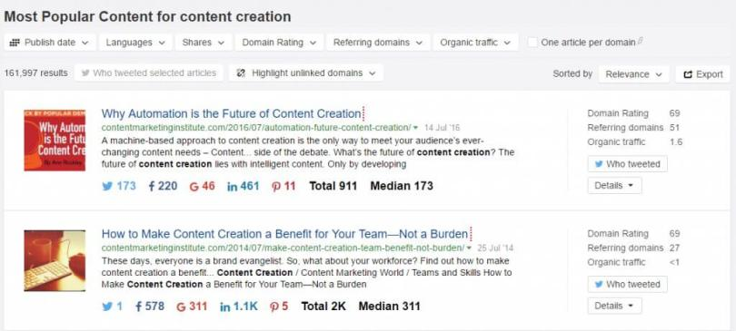 content-creation-results-content-explorer