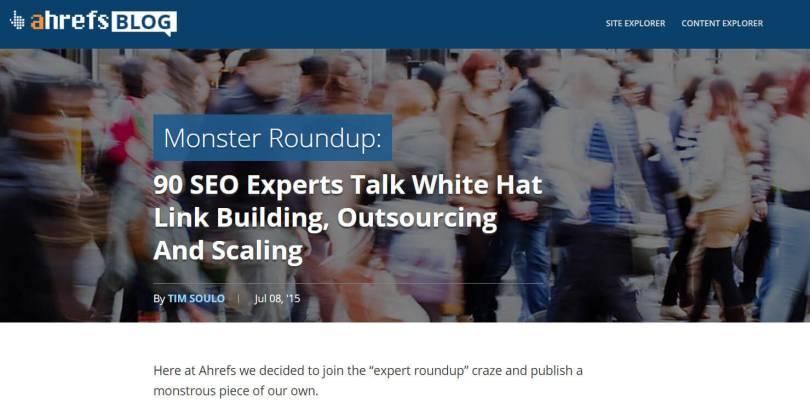expert roundup posts