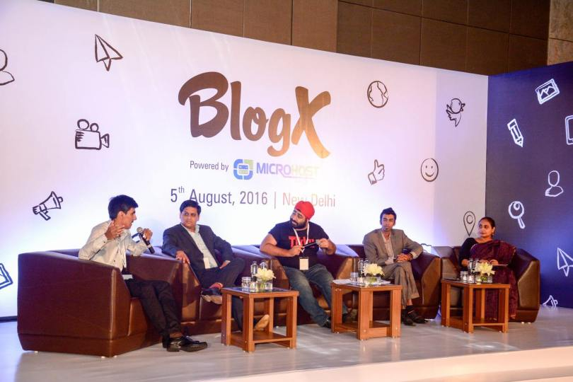 blogx panel discussion