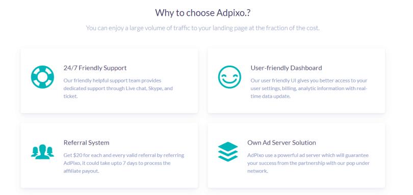 Why to Choose AdPixo