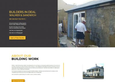 All Building & Roofing in Deal