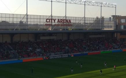 City Arena Stadion Antona Malatinskeho