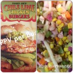 Chili Lime Chicken Rainforest Slaw – 10 Weight Watchers Points Plus Value