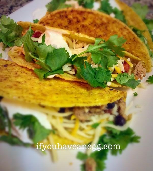 Turkey Tacos - 5PP per taco