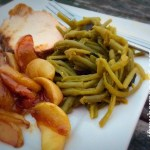 "Down to ""Earthy"" French Style Green Beans – 1 Weight Watchers Smart Point per serving"