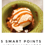 Cinnamon Chocolate Bread Pudding: 5 Weight Watchers Smart Points