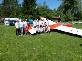 paterzell - Bericht Fluglager Paterzell 2014