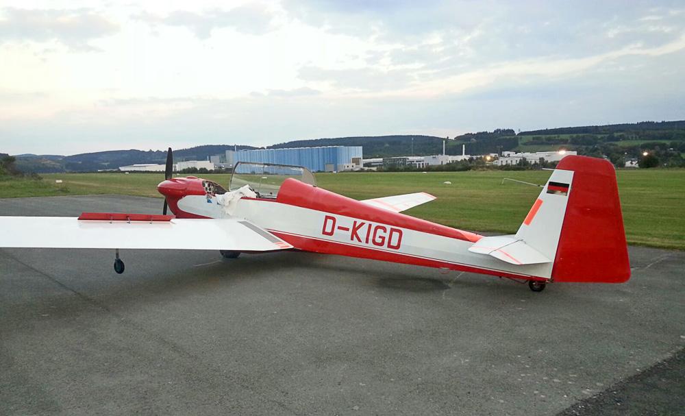 D KIGD mma - Flugzeuge