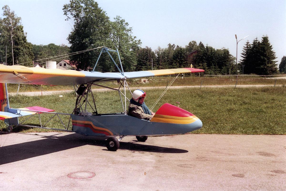 Ulla 1 - Flugzeuge