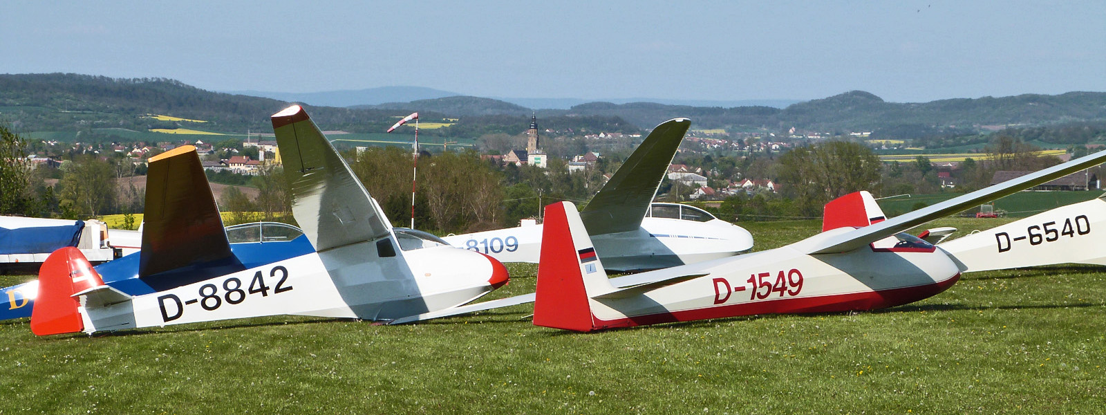 kopf gruppe - Flugzeuge