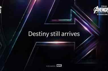 OnePlus & Marvel Studios Collaborate For Avengers: Infinity War - 7