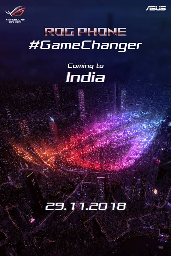 Asus ROG Phone - India Launch