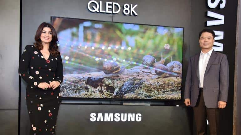 Samsung Launched World's First QLED 8K TV in India - 5