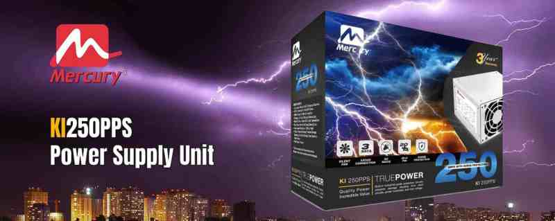 Mercury Launches KI250PPS PSU With High Efficiency for Power Fluctuations - 4