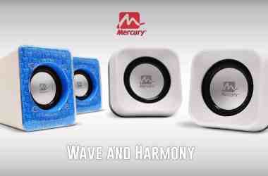 Mercury Harmony and Wave Multimedia Speakers Launched - Features & Price - 9