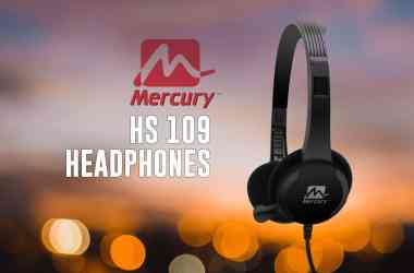 Mercury HS 109 Headphones Launched – Features & Price - 7