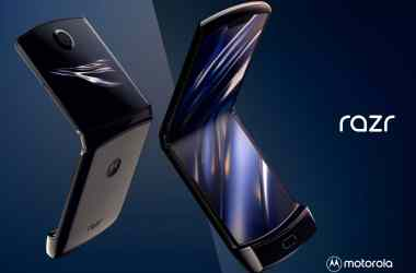 Moto Razr Is Back: Now It's A Foldable Smartphone - 12