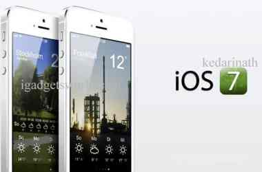 iOS 7: Unveiled: A Quick review of Redesigned iOS 7 - 3