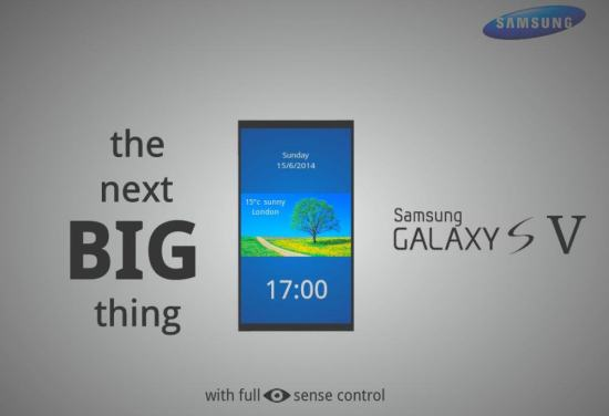 Samsung Galaxy s5 concept leaked images inside - 1