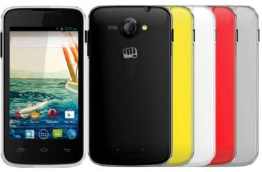Micromax launches another quad-core 6K Android smartphone - 2