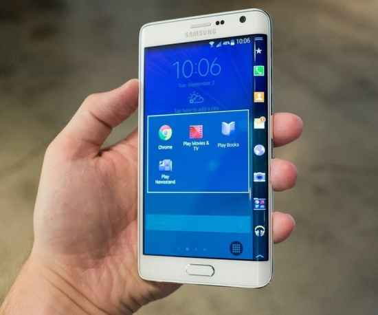 Samsung Galaxy Note Edge releasing on October 23( Japan) - 1