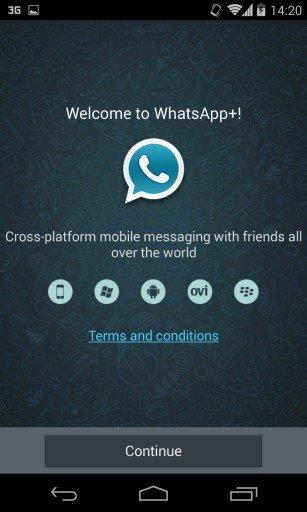 Do you use WhatsApp Plus? Get ready to be banned - 1