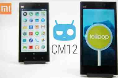 How To: Install CyanogenMod 12 on Mi3 and Mi4 - 2