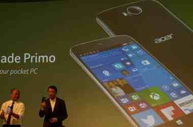 Need the power of Windows 10 inside your pocket? Acer Jade Primo is for you - 9