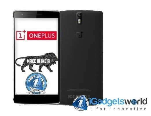 OnePlus_Make In India