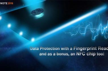It's official, Lenovo K4 Note to feature fingerprint scanner and NFC chip - 3