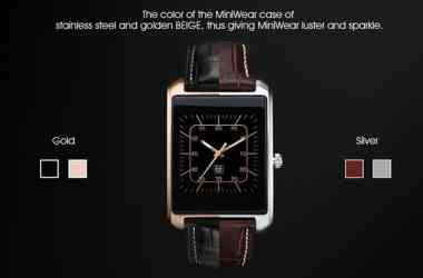 Zeblaze MiniWear Smartwatch: Amazing Looks in Attractive Price! - 3