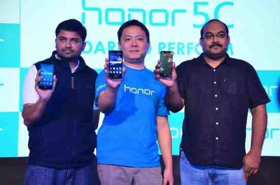 Honor 5C launched
