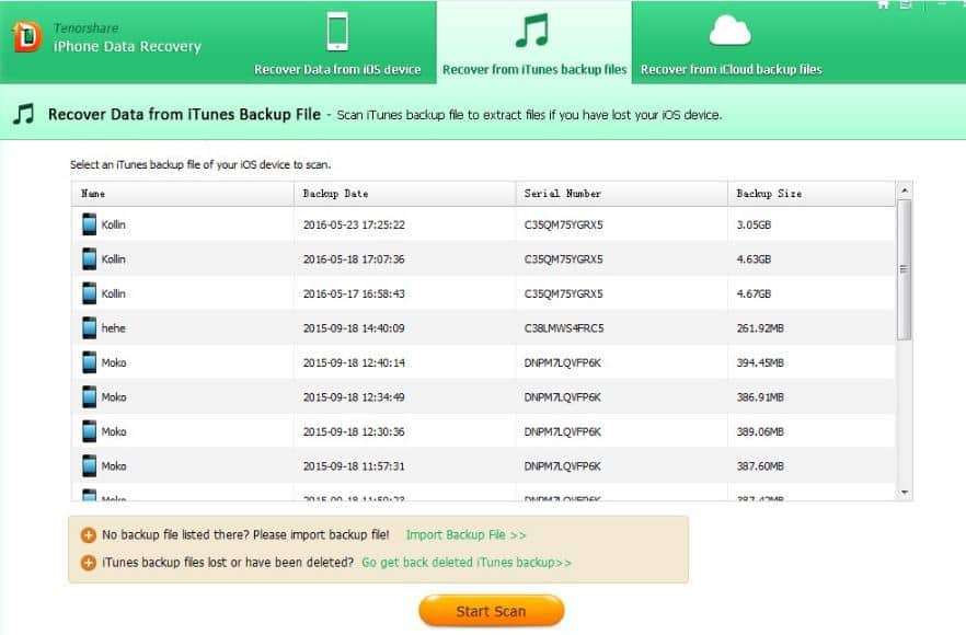 iOS Data recovery_9