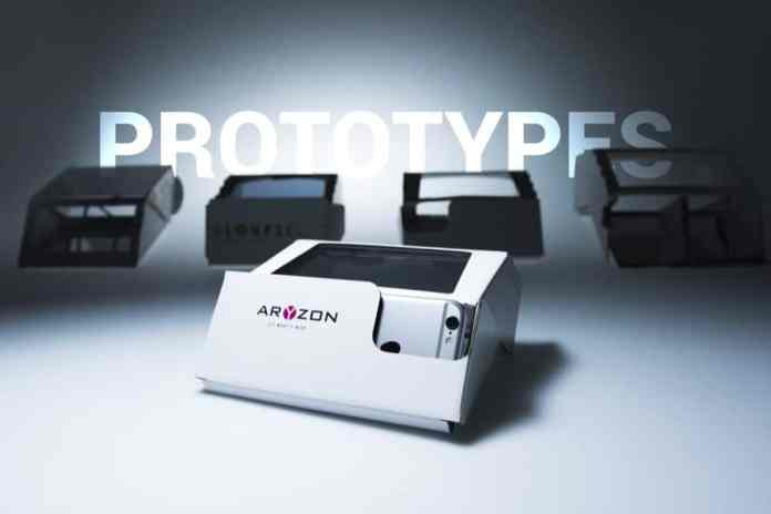 Aryzon - The Cardboard of 3D Augmented Reality for every Smartphone - 8