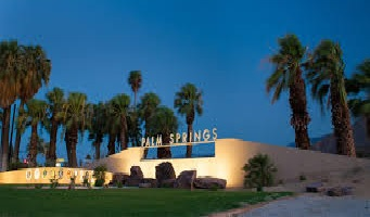 Palm Springs…..The Gay Desert Oasis