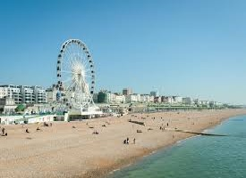 London's cousin…..Brighton Beach, England