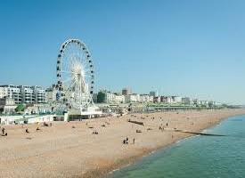 London's cousin.....Brighton Beach, England