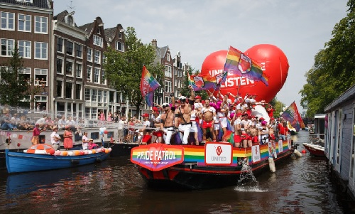 5 Gay Things To Know About Amsterdam