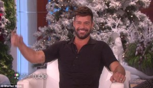 \'He said yes!\' Ricky Martin announces engagement to Arab artist Jwan Yosef