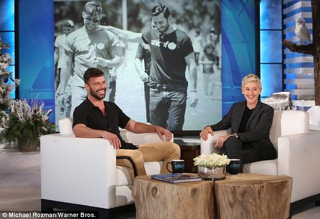 'He said yes!' Ricky Martin announces engagement to Arab artist Jwan Yosef