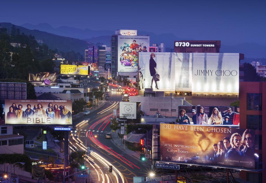 Los Angeles-THE REAL LA-LA-LAND
