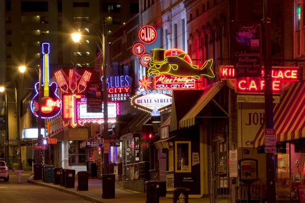 Memphis, even with its contentious civil-rights past, probably sits further to the left than California and Washington, and embraces a decidedly refreshing religious diversity and tolerance.