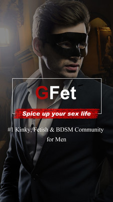 GFet, a Tinder for Kinky Gay People, Launches Globally