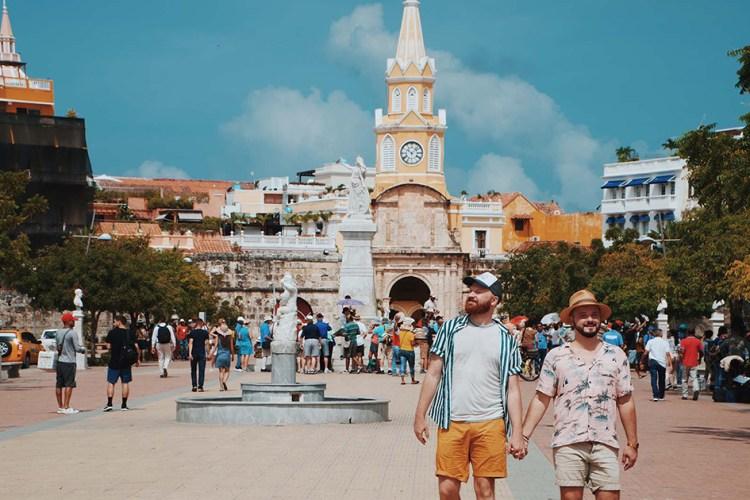 Gay Travel Cartagena: Gay-friendly Caribbean Flair