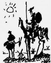 ¿Debería cabalgar Don Quijote nuevamente?
