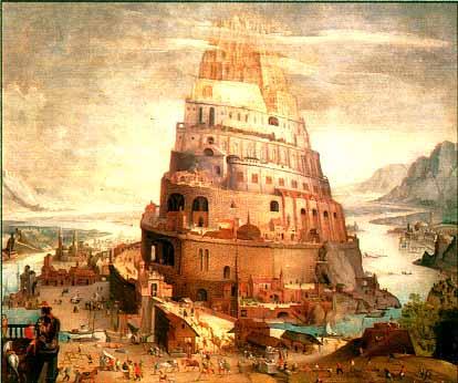 Viviendo en nuestra Torre de Babel
