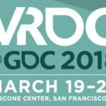 Game Developers Conference 2018 日本語情報(その1 VRDC)