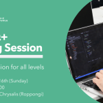 LGBTQ+ Coding Session (2/16)