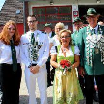 Schützenfest Hubbelrath 4